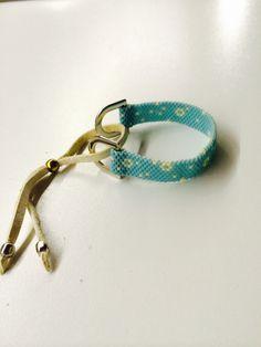 Peyote bracelet Personalized Items, Bracelets, Jewelry, Jewlery, Jewerly, Schmuck, Jewels, Jewelery