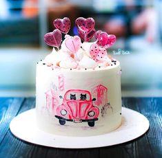 Cake by Elena Elkina-Kovaleva #children #cake