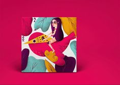 "Secret 7"" - Record Sleeve on Behance"