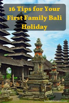 16 Tips for Your First Family Bali Holiday. Gosh we love Bali @ familyglobetrotters.com !!