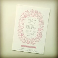 picnic bridal shower invitations | Marget sourced the invites from Minted . It was so exciting when this ...
