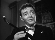 Looks familiar? Just can't quite place him? That's because he was a really, really, really good actor!!! Peter Lorre