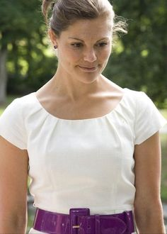 Swedish Crown Princess Victoria