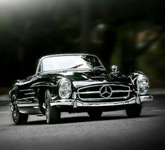 Great shot #mercedesclassiccars