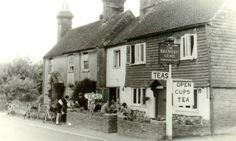The Brewery Arms, Ockley, Surrey. Vintage Tea Rooms, Ww2 Women, Cornwall England, English Countryside, Surrey, Brewery, Roots, Past, Arms