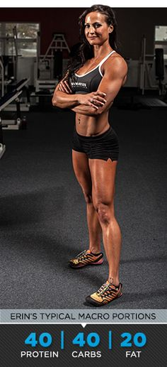 Bodybuilding.com - Erin Stern Fitness 360: Nutrition Program
