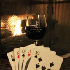 Enjoy Missouri Wine During Your Next Game Night