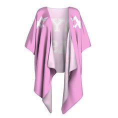 BYE Basic Draped Kimono