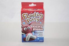 Yak Toys Brand New Floating Putty Floaty Rabbit Silly
