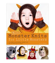 More Monster Knits Books