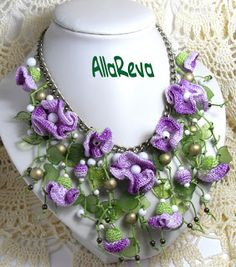 Alla Reva Crochet Jewelry