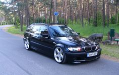 {{{ Updated Big Collection of Modded Tourings III }}} - Page 113 - E46Fanatics Bmw Sport, Sport Cars, Bmw 3 E46, E46 Touring, Bmw X5 E53, Bmw Vintage, Bmw Wagon, High Performance Cars, Bmw Series