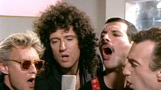 Queen - Making of One Vision (full)