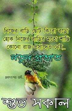 Pin by sutapa sengupta on supraভাত~subhoদুপুর-shuvo Good Morning Friends Quotes, Good Morning Funny, Morning Greetings Quotes, Good Morning Messages, Sunday Quotes, Bangla Funny Photo, Suprabhat Images, Bengali New Year, Bangla Love Quotes