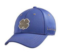 f2ab6857d91ab3 Premium Clover 5 - Black Clover Black Clover Hats, Baseball Hats,  Headbands, Cap