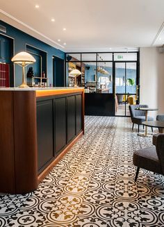 The Hotel André Latin in Paris opens its doors to the public once again after many months of renovations unveiling its fabulous new world.