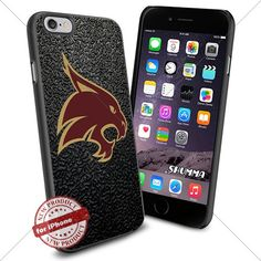 "NCAA-Texas State Bobcats,iPhone 6 4.7"" Case Cover Protector for iPhone 6 TPU Rubber Case Black SHUMMA http://www.amazon.com/dp/B012YLZGBK/ref=cm_sw_r_pi_dp_f3ecwb0XRK1FF"