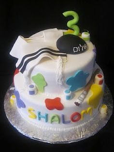upshernish cake