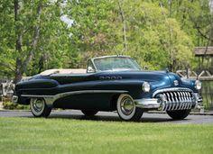 World Of Classic Cars: Buick Roadmaster Convertible 1950 - World Of Class...