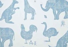Buy online, 'How it Works' kids wallpaper by PaperBoy in blue. A boy's wallpaper in off white with animatronics in powder blue. Animal Print Wallpaper, Words Wallpaper, Unique Wallpaper, Wallpaper Decor, Love Wallpaper, Wallpaper Ideas, Baby Boy Rooms, Baby Boy Nurseries, Baby Bedroom