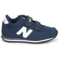 New Balance 410 Kid s Navy White Ke410 New Balance 410 035b5b9cf43c