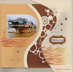 Gabarit Neptune - Sur le mékong Neptune, Scrapbook Templates, Decoration, Stencils, Photos, Artwork, Template, Decor, Pictures
