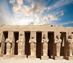 Karnak Temple in Luxor, A Sharm El Sheikh guide http://travel.prwave.ro/a-sharm-el-sheikh-guide/ #travel #Asia