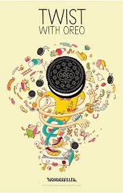 Oreo Gets 10 Artists to Produce Beautifully Dreamy Outdoor Illustrations, , Outdoors Design, Creative Advertising, Mothers Day Advertising, Advertising Logo, Advertising Ideas, Advertising Campaign, Communication Art, Design Graphique, Ad Design, Print Ads
