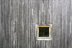 House Z or Atelier Zumthor | Peter Zumthor's Home-Studio, Haldenstein, Switzerland. 2002- 2004