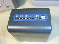 Sony NP-QM91D Battery for handycam DCR DVD300 etc
