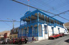 Casa Bolgnesi Arica