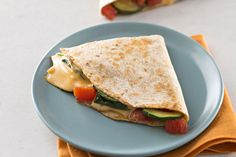 A new twist on quesadillas!