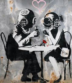 Banksy More – Banksy More – The Effective Pictures We Offer You About street art grafite A qual Banksy Graffiti, Arte Banksy, Banksy Artwork, Street Art Banksy, Graffiti Tattoo, Graffiti Wall, Bansky, Banksy Tattoo, Graffiti Artists