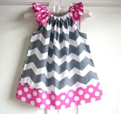 Baby clothes baby girl kids childrens clothes pillowcase dress girls dress pillow case dress on Etsy, $32.00