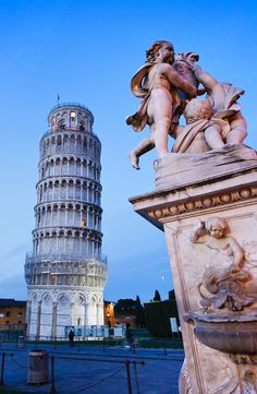 The Leaning Tower of Pisa #ricksteves #italy