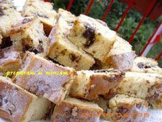 Prajitura frageda cu nutella si nuca, poza 1 No Cook Desserts, Food Cakes, Cake Cookies, Nutella, Cake Recipes, Cereal, Pork, Meat, Cooking