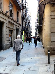 """See 60 photos and 1 tip from 547 visitors to Carrer dels Tallers. """"My favorite street in Barcelona. Just off busy Las Ramblas, you can get some good. Barcelona, Parking, Vinyls, Vinyl Records, Street View, Sun, 19th Century, Quote, Street"""