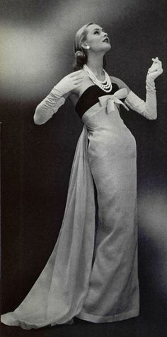 1956, Christian Dior
