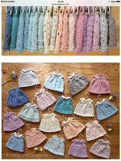 Doll Dress Pattern Little Cotton Rabbits 20 Ideas Doll Dress Pattern Little Cotton Rabbits 20 Ideas Dress Doll Knitted Bunnies, Knitted Animals, Knitted Dolls, Crochet Dolls, Crochet Rope, Baby Dress Tutorials, Knitting Patterns, Crochet Patterns, Knitting Ideas