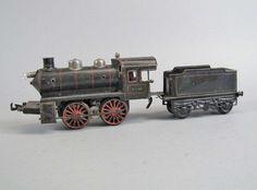 Bing Spur 1 Dampflokomotive