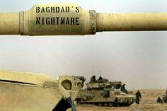 Iraq's Descent