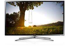 Samsung UE60F6370 152 cm (60 Zoll) LED-Backlight-Fernseher, EEK A+ (Full HD, 200Hz CMR, DVB-T/C/S2, CI+, WLAN, Smart TV, HbbTV) schwarz
