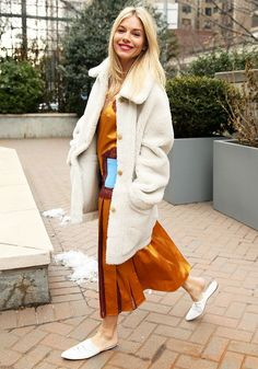 sienna miller nyfw outfit