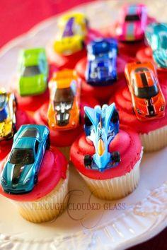 Race Car Birthday Party Ideas   Through Clouded Glass
