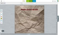 Visme es una impresionante herramienta online, basada en HTML5, para crear presentaciones, animaciones, infografías, banners y demos. ¡Es gratuita!