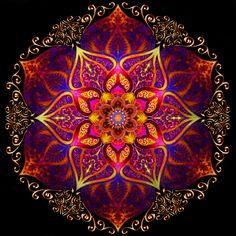 Mandala 001 by ArtOfWarStudios on DeviantArt