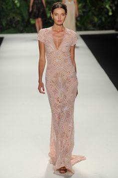 Cupcakes & Couture: Runway Inspiration: Blush Pink