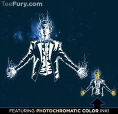 The 11th Hour by zerobriant - Shirt sold on December 25th at teefury.com - More by the artist at facebook.com/...