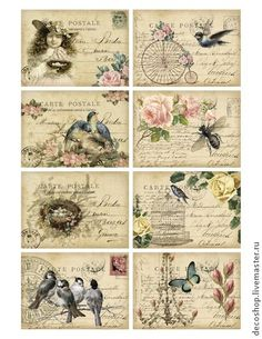 different types of letters vintage map digital collage sheet printable 21369
