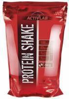 ActivLab Protein Shake to bardzo smaczne białko do uzupełniania codziennej diety sportowców. Odżywka białkowa Protein Shake może być stosowana zarówno w okresie budowy masy jak i redukcji tkanki tłuszczowej.